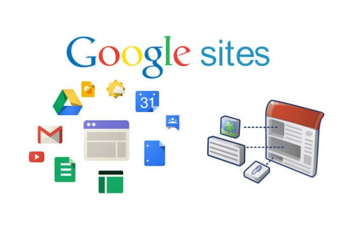 Cara membuat website di google
